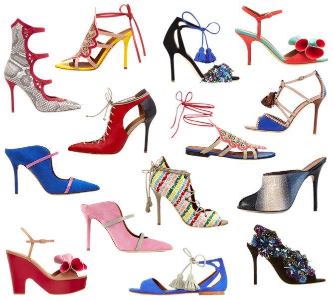 Обувь от Malone Souliers
