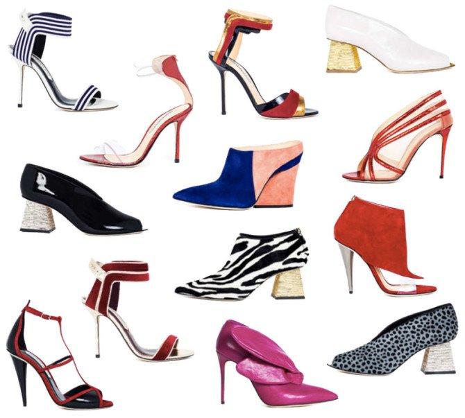 Обувь от Marskinryppy