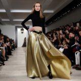 Модель в образе от Ralph Lauren