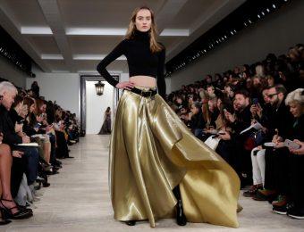 Главные осенние тренды с недели моды в Нью-Йорке