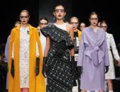 Модели на показе Dasha Gauser