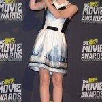 Эмма Уотсон в платье от Maxime Simoens