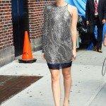 Эмма Уотсон в платье от Balmain