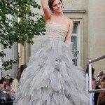 Эмма Уотсон в платье от Oscar de la Renta