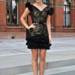 Образ Эммыс платьем отRafael Lopez