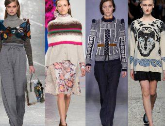Готовь сани летом: модные тренды сезона осень-зима 2017/2018
