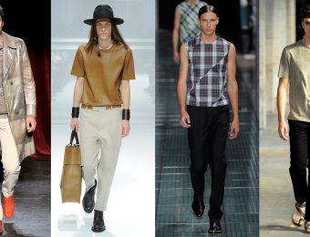 Париж. Неделя мужской моды сезона весна-лето 2016