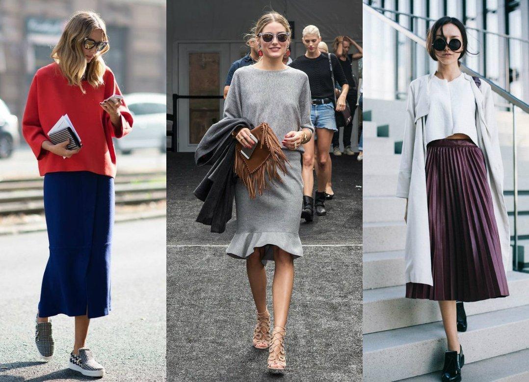 Модная и стильная одежда 2017-209 года