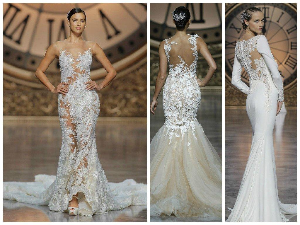 b1cb152d92b Самые необычные свадебные платья оригинальных цветов и фасонов