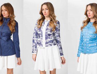 Модные женские куртки на весну 2017 года — фейерверк красок