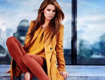 Женская верхняя одежда плащ: модные модели этого сезона на фото