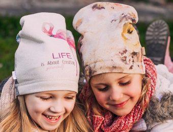 Модные шапки 2017 года для девочек: актуальные модели на фото