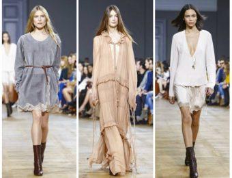 Новая коллекция одежды Хлое (Chloe) на 2016 год