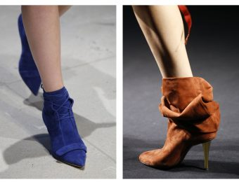 Модные женские ботинки сезона весна 2017 года