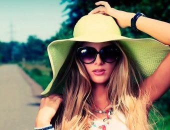 Солнечные очки в 2017 году: либо большие, либо никакие