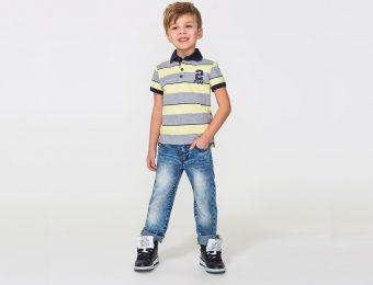 Модные джинсы для детей: фото актуальных моделей 2017 года