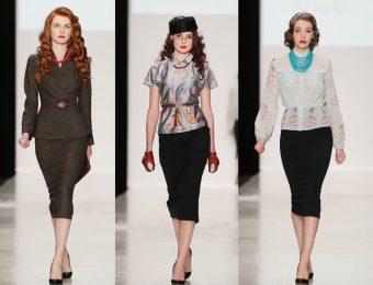 Фасоны юбки-карандаш: веяния моды 2017 года