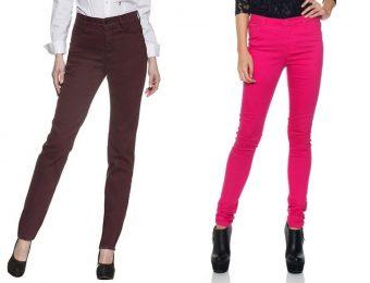 Вельветовые джинсы или женские брюки — все штаны в одном обзоре