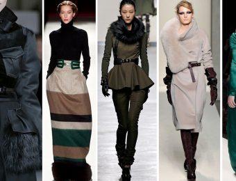 Женская одежда для зимы 2017 года: маст-хэвы, стили и модели
