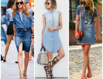 Джинсовая мода 2017 года: тенденции стильного денима