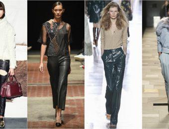 Модные женские брюки: зима 2016-2017 года будет жаркой!
