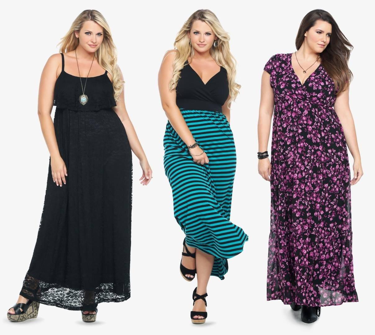 Правильная Одежда Для Полных Женщин