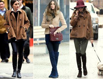 Модные модели женских зимних сапог на 2016-2017 год