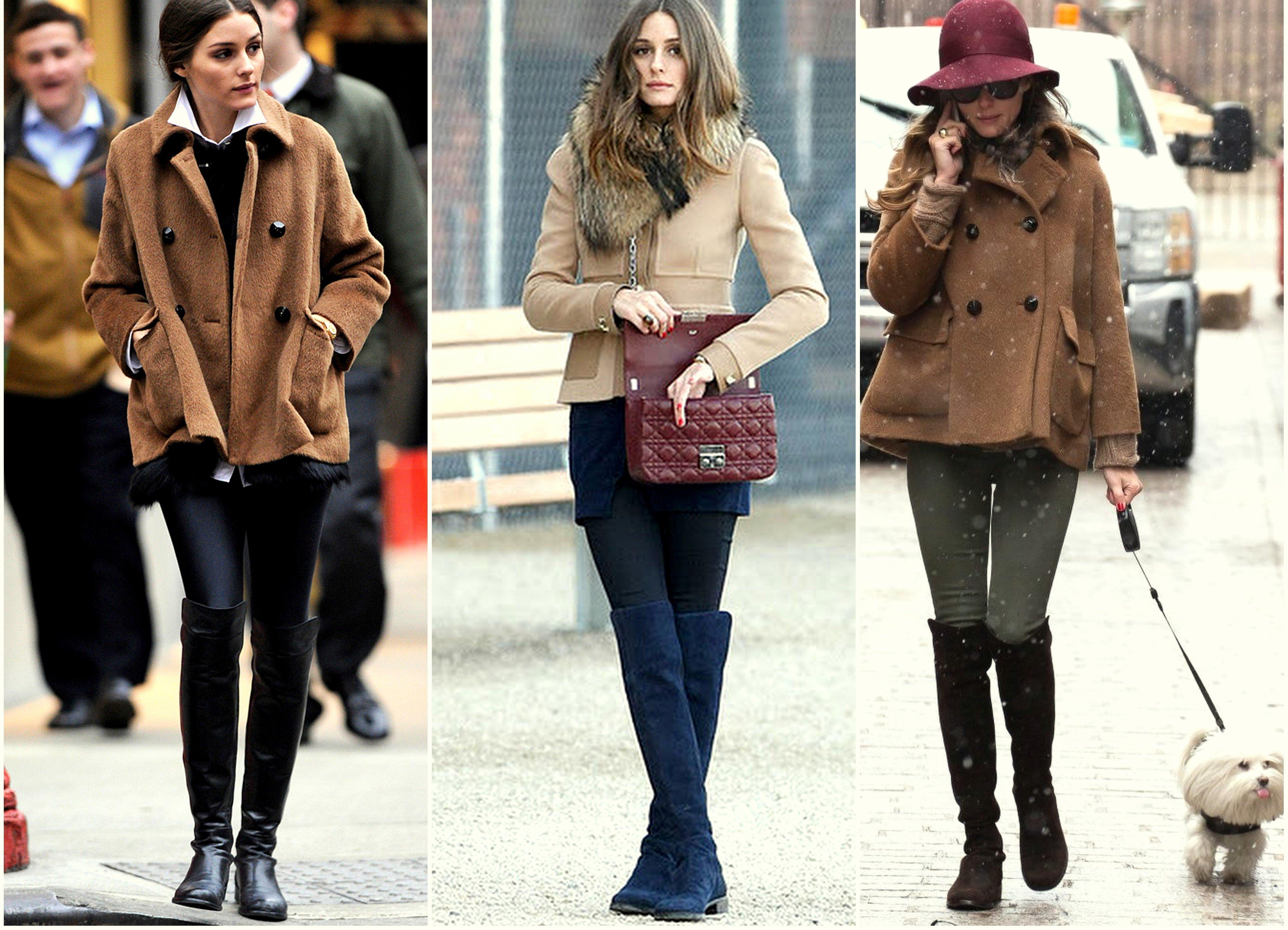 мода 2016 зимние сапоги фото