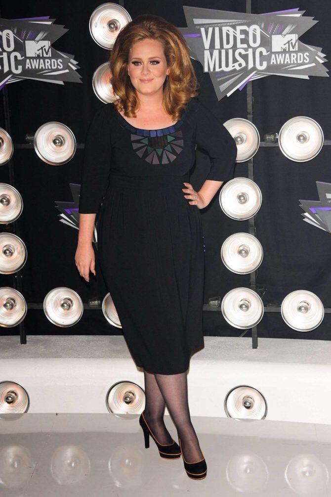 Адель на мероприятии MTV Video Music Awards