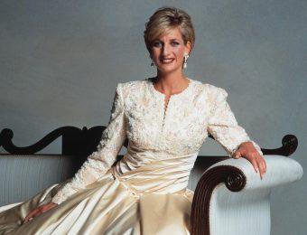 Королевские восьмидесятые: лучшие наряды принцессы Дианы