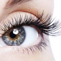 глаза и ресницы