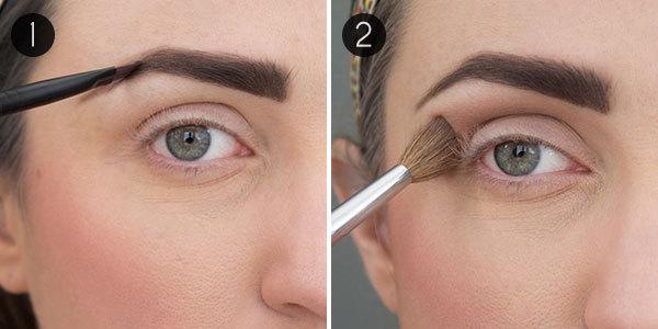 как сделать глаза больше и выразительнее