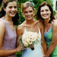 Невеста с подругами