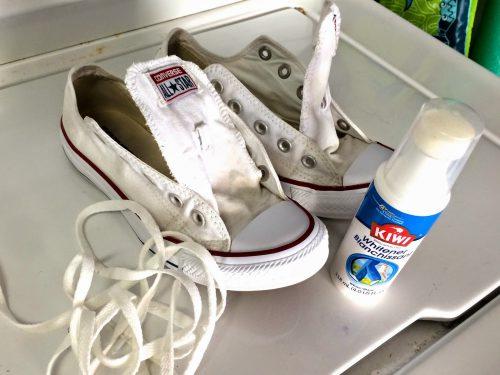 Отбеливатель для обуви