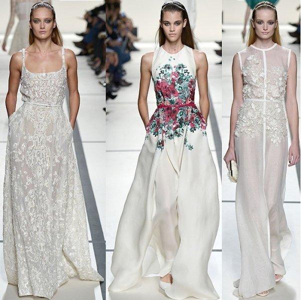 платья в стиле ампир на фото