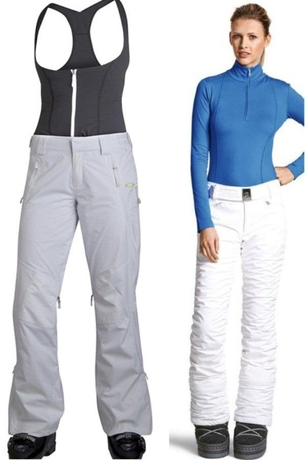 зимние брюки для отдыха