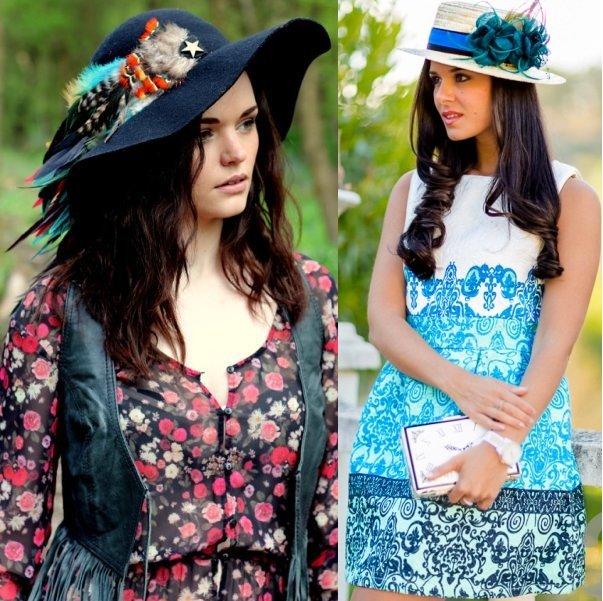 летние шляпы с широкими полями