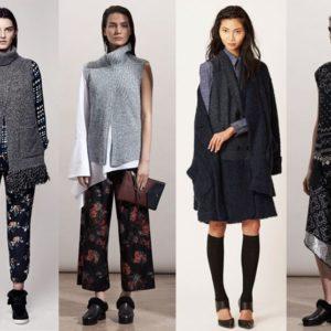Вязаная мода 2017