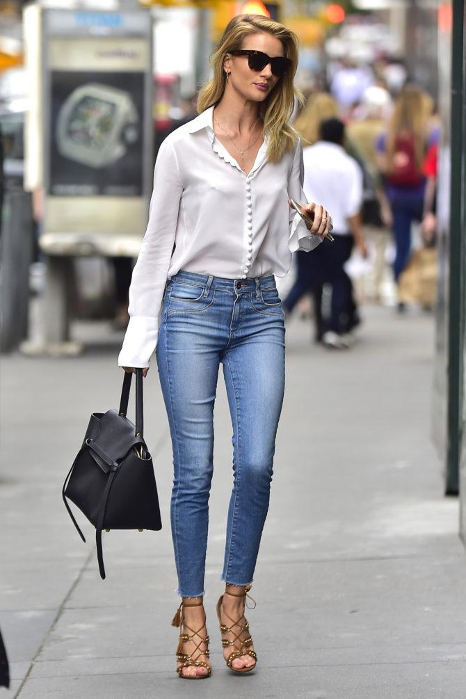 джинсы скинни 2017