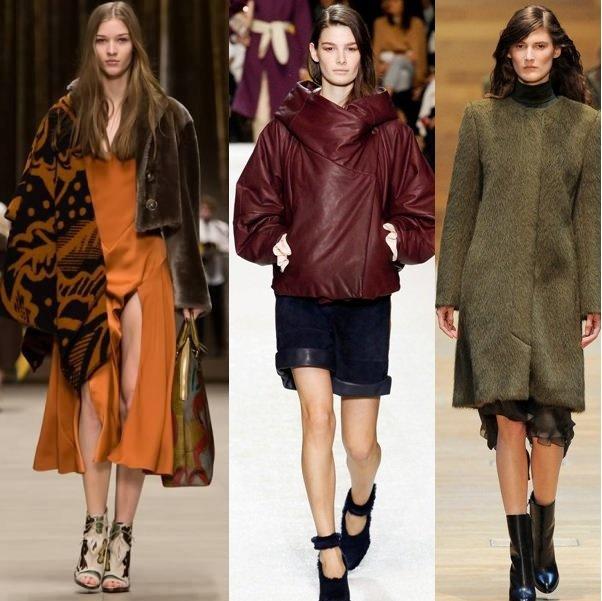 модная одежда на зиму 2015 на фото