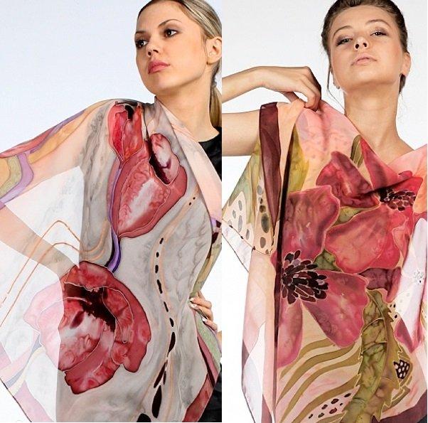фото модных платков