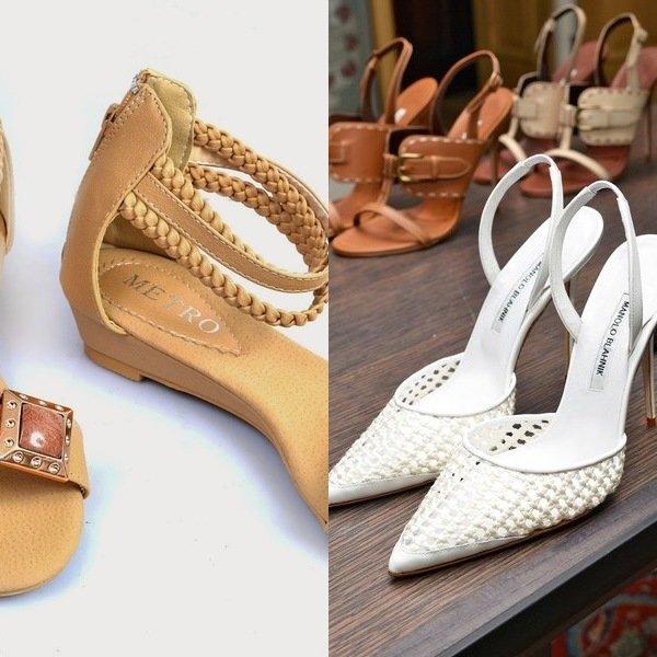 модная обувь на лето на фото