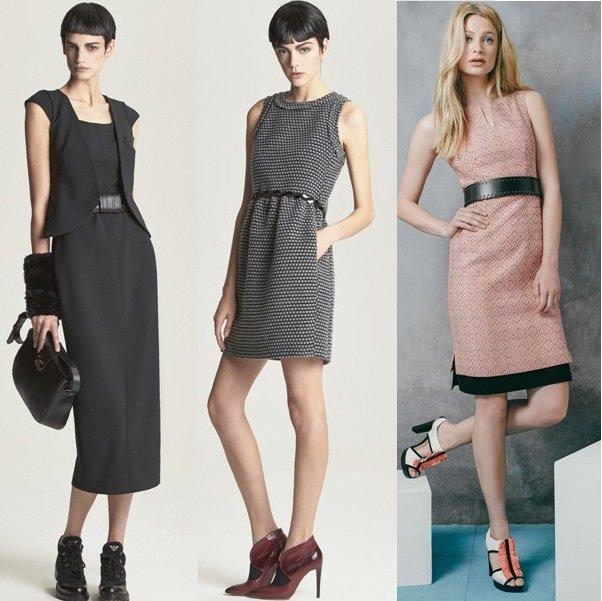 модное платье на каждый день на фото