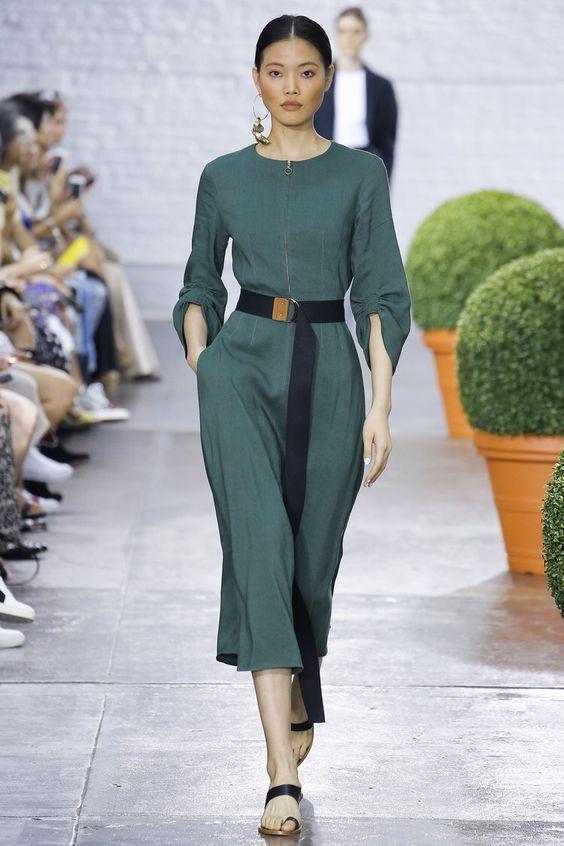 Модное платье лето 2017