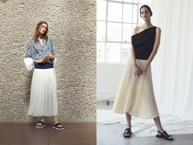Модные юбки 2017