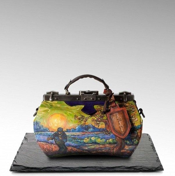женские сумки Ваг Гог на фото