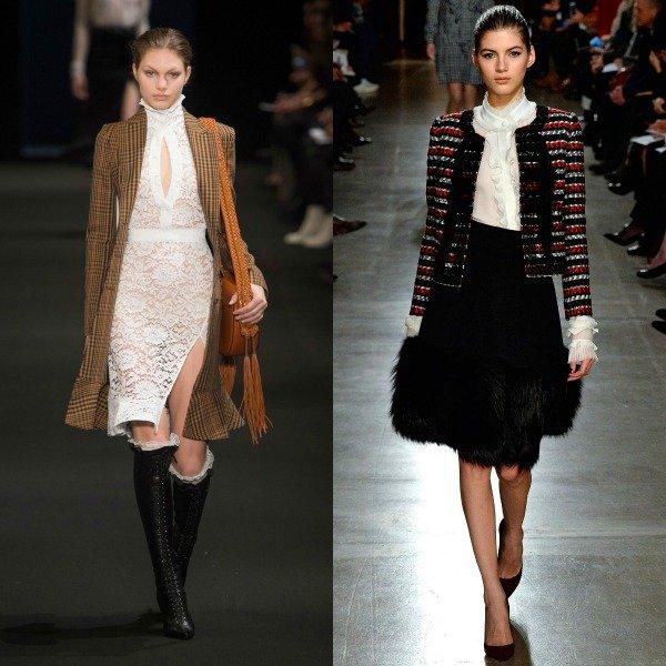 Коллекция одежды в викторианском стиле