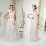 Свадебное платье от Leila Hafzi
