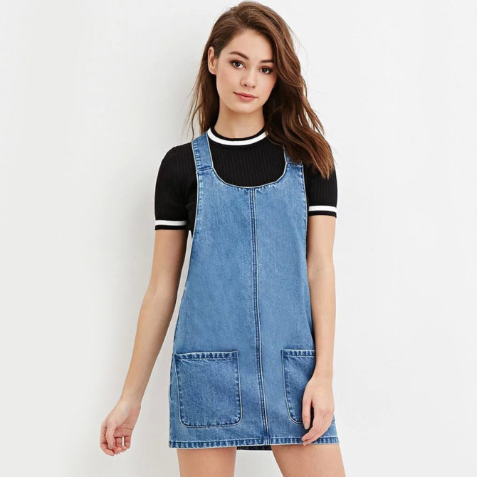 Модные вечерние платья для подростков