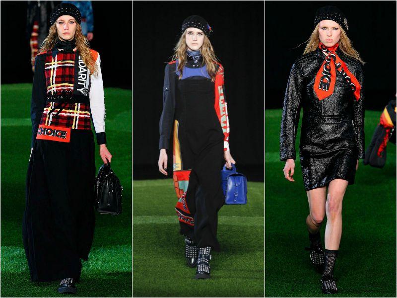 Жизнеутверждающие надписи на предметах одежды от Marc Jacobs